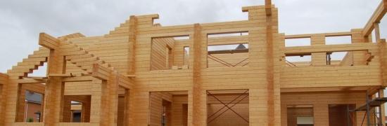Строительство деревянных домов в Московской области